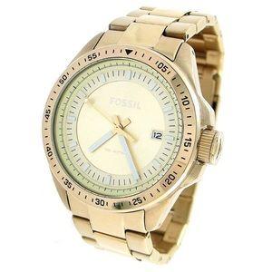Fossil Gold Watch AM4386 Men's / Women's